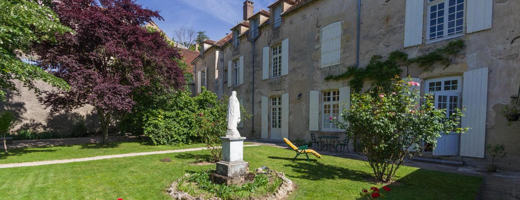 Bienvenue dans notre maison d`hôtes du 16ème siècle